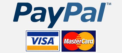logo pago PayPal-Visa-MasterCard