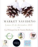 Estamos en Mercado de Tapineria del 5 al 8 de diciembre de 10 a 21:00